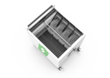 """Wibrain W1 educatie trolley voor 32 apparaten t/m 15.6""""_"""