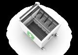 """Wibrain W2 educatie trolley voor 40 apparaten t/m 15.6""""_"""