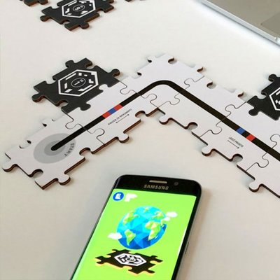 Ozobot Puzzle Pack AR-uitbreidingsset