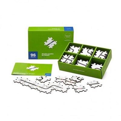 Ozobot houten puzzel set