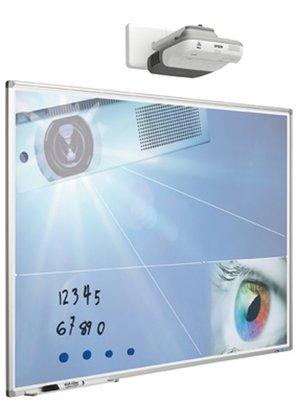 Projectiebord 120x160 4:3