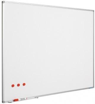 Whiteboard 90x120 geemailleerd staal