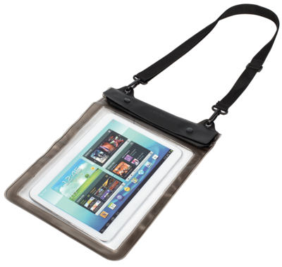 Water- en stofbestendige tablet sleeve