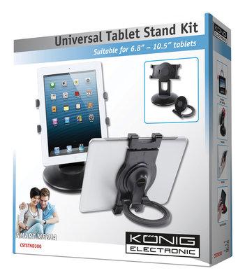 Universele tabletstandaardcombi