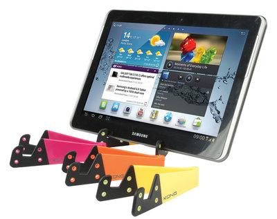 Universele tabletstandaard opvouwbaar
