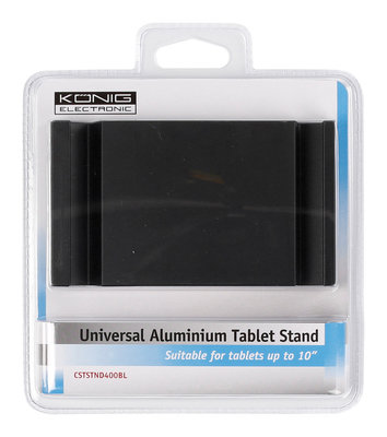 Universele aluminium tablethouder