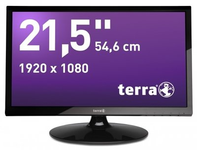 TERRA LED 2255W piano black HDMI GREENLINE PLUS