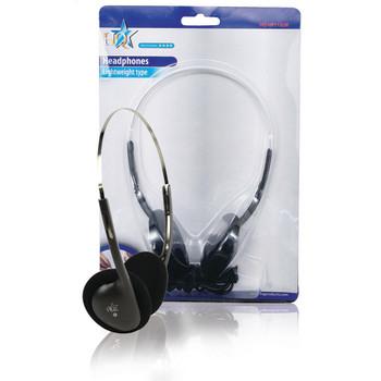 HQ Lichtgewicht hoofdtelefoon 1,10 m