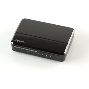 Desktop Gigabit Ethernet Switch 5-port
