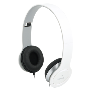 Headset Stereo,with Microphone, 3.5mm, white