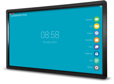 Clevertouch Plus LUX Series 65