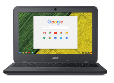 Acer chromebook C732T Touch Incl. Licentie & Inrichting