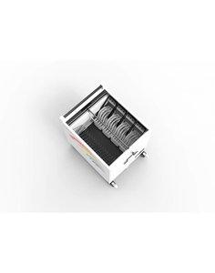 Wibrain B1, Basket voor 4 devices. 8-Pack