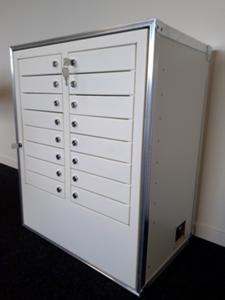Leba chromebook & tablet locker